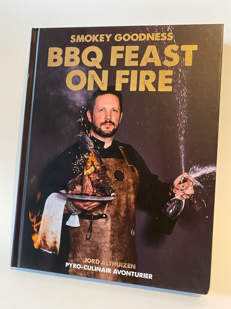 Review: Smokey Goodness BBQ Feast on Fire - Jord Althuizen