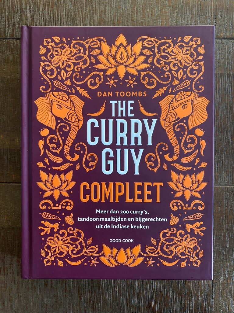 Review: The Curry Guy Compleet – Dan Toombs