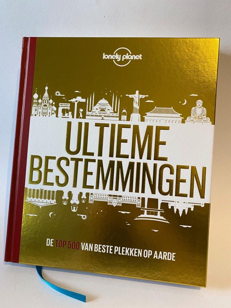 Review: Ultieme Bestemmingen - Lonely Planet