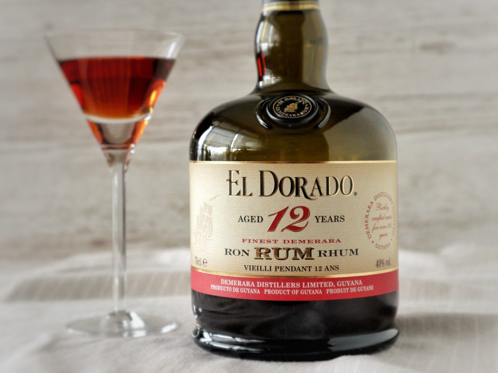 Rum Baba (Baba au Rhum) met El Dorado Rum