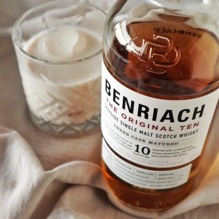 Benriach single malt 10yo