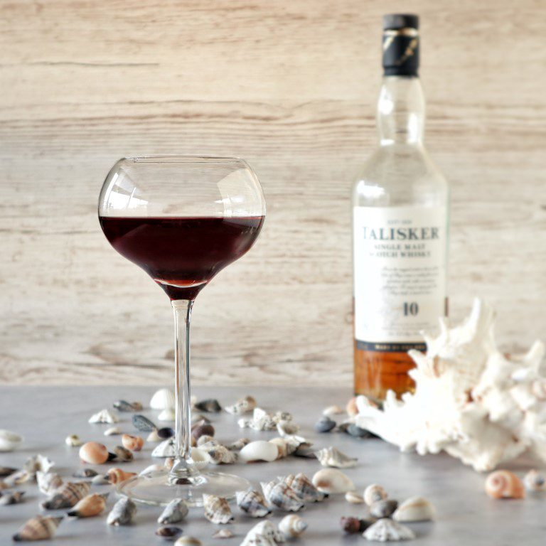 Whisky cocktail: de Rob Roy