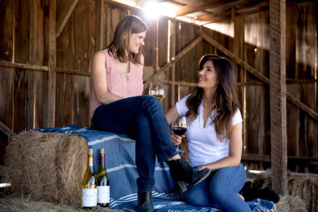 Julia & Katherine - Twee bijzondere zussen aan het roer bij Cambria Wines