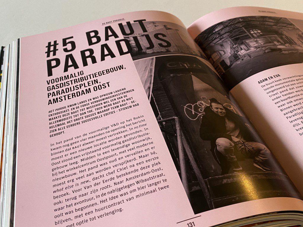 Review: BAUT - Michiel van der Eerde