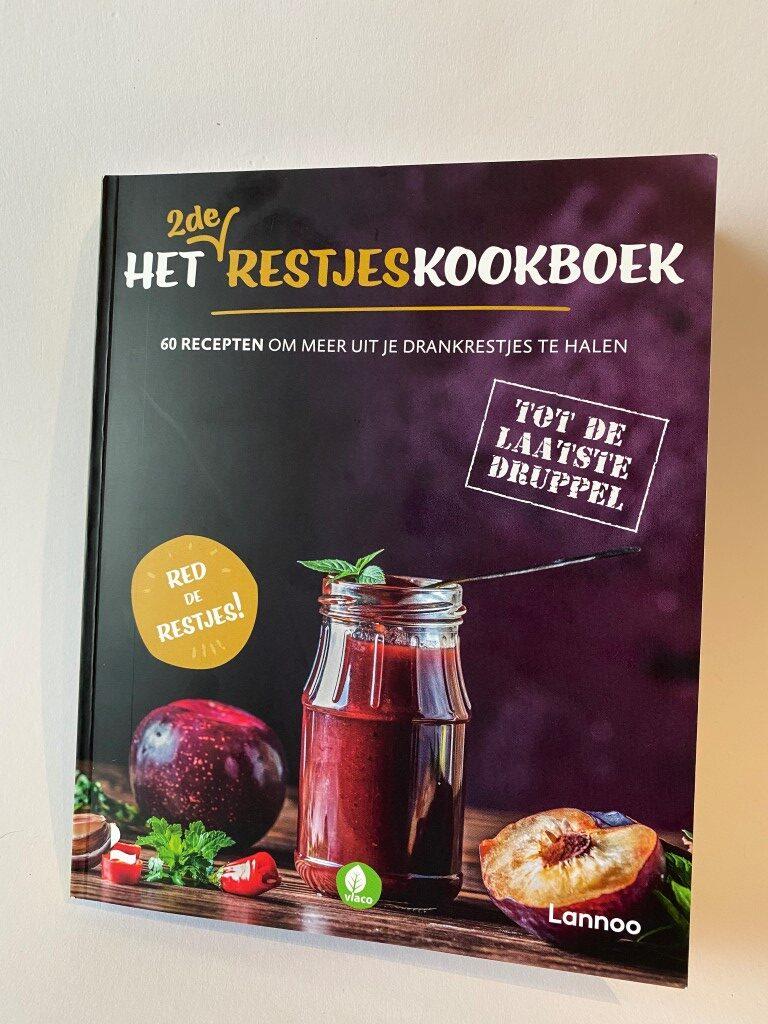 Review: Het 2de Restjeskookboek - Vlaco