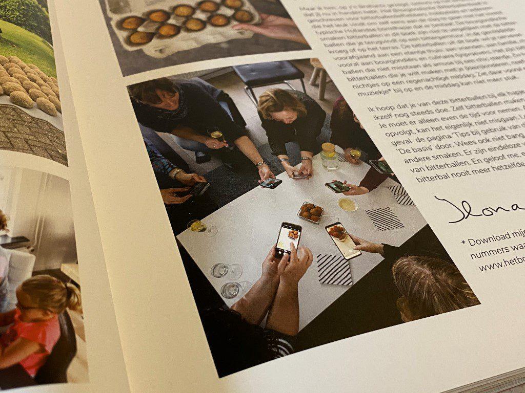 Review: Het Bourgondische Bitterballenboek - Ilona de Wit