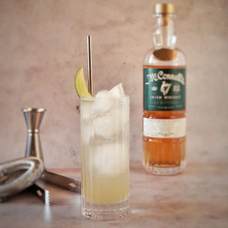 Ierse Whiskey cocktail de Limerick