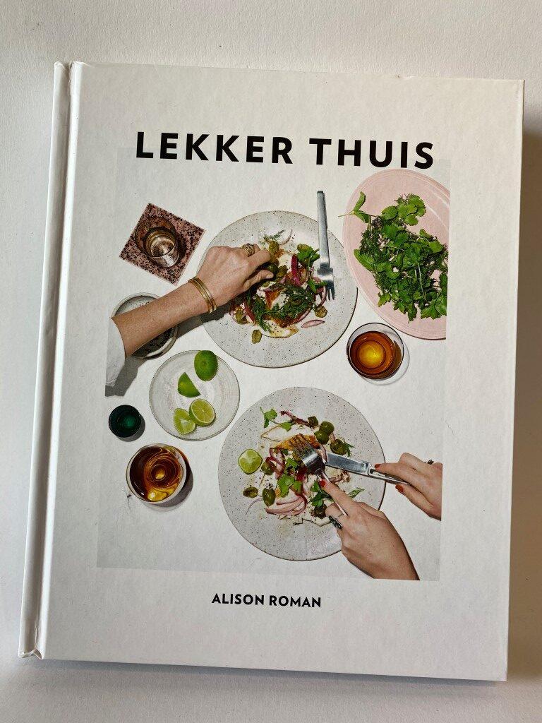 Review: Lekker Thuis - Alison Romain