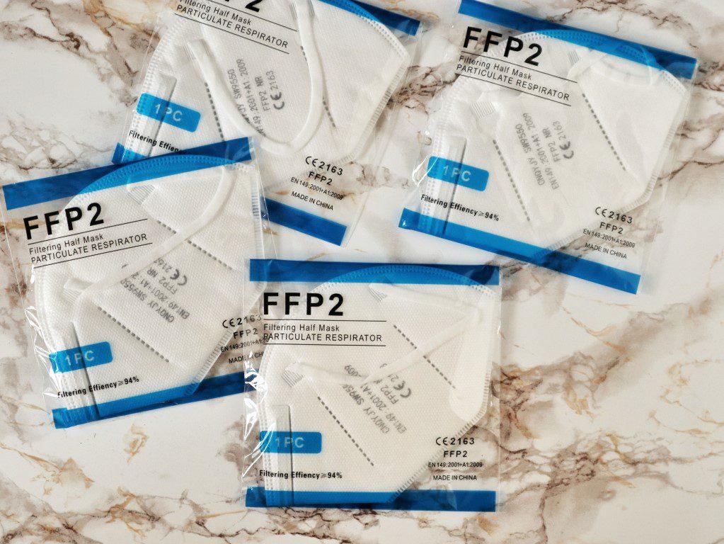Tip FFP2 mondmasker