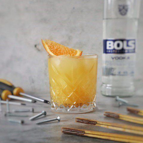 Wodka cocktail Screwdriver