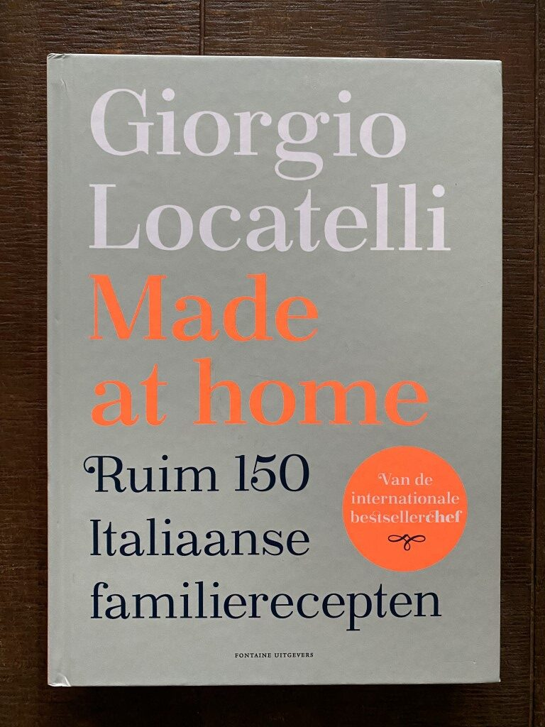 Review: Made at home – Giorgio Locatelli