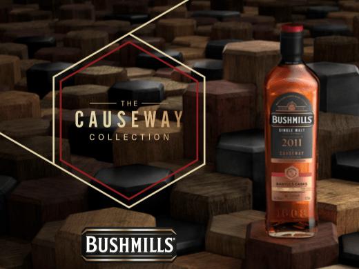 Bushmills - The Causeway collectie