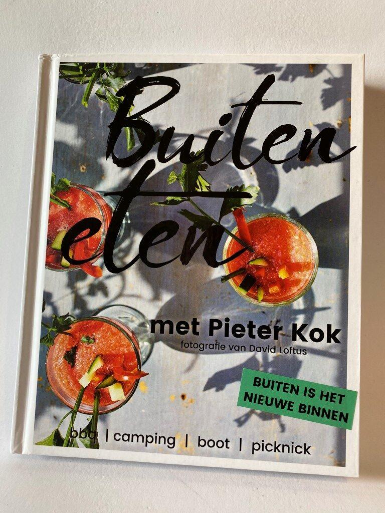Review: Buiten eten - Pieter Kok
