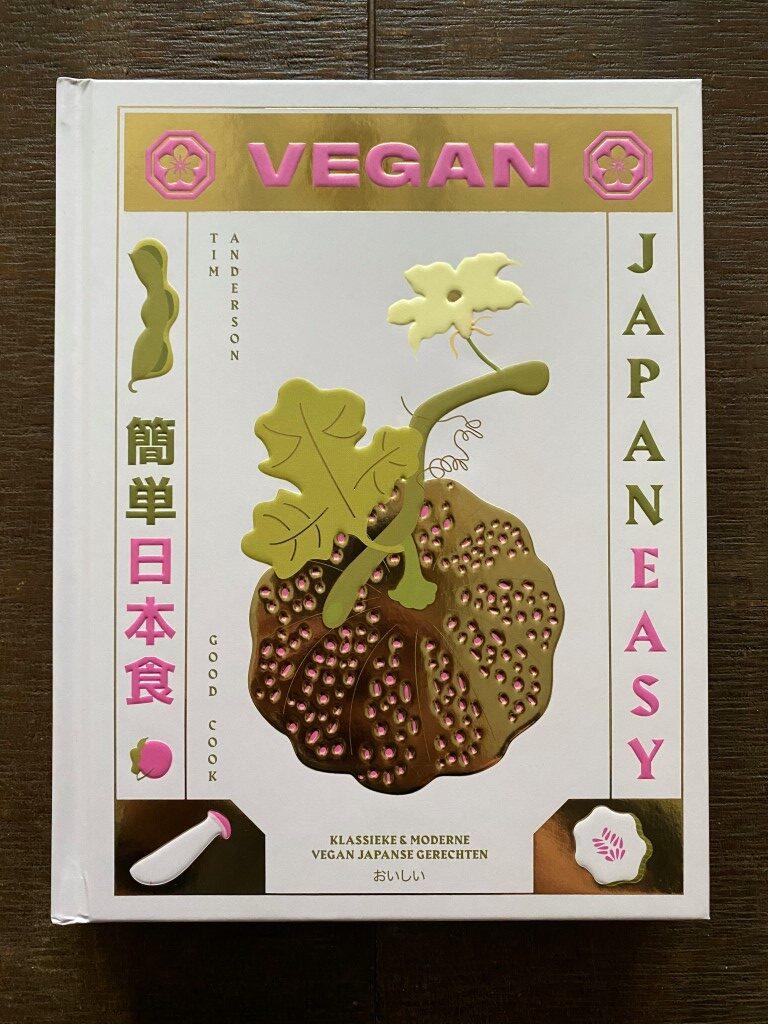 Review: Vegan Japaneasy – Tim Anderson
