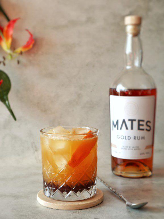 Rum Sunrise - Mates Rum