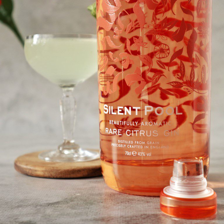 South Side - Silent Pool Gin