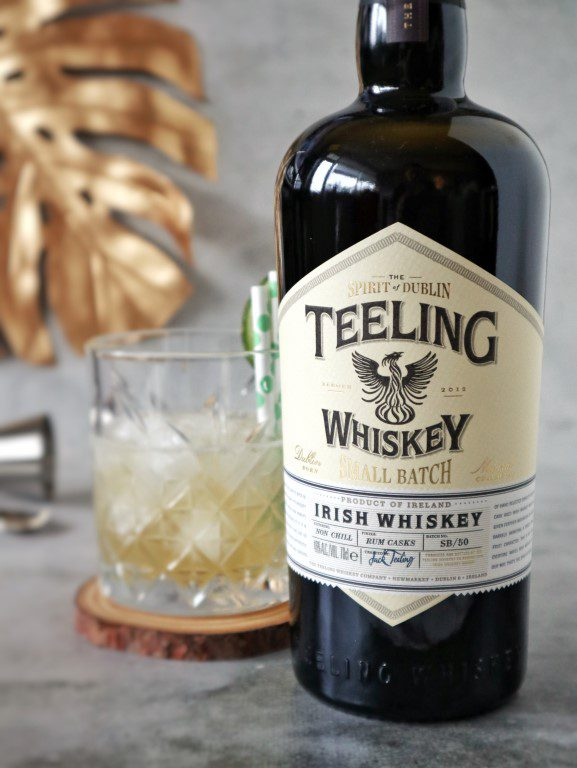 Ticket to the Tropics - Teeling Irish Whiskey
