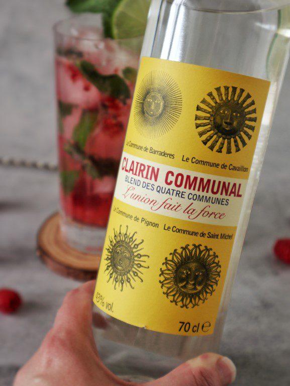 Frambozen Mojito - Clairin Communal rum