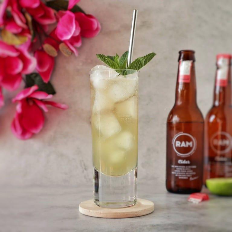 Julep Twist - Ram Cider