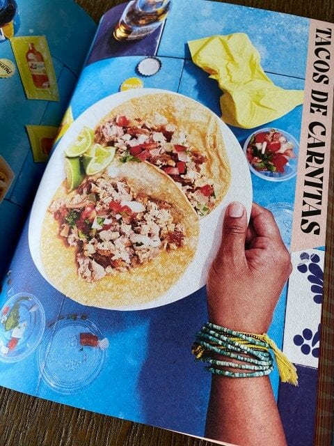 Review: Comida Mexicana – Rosa Cienfuegos