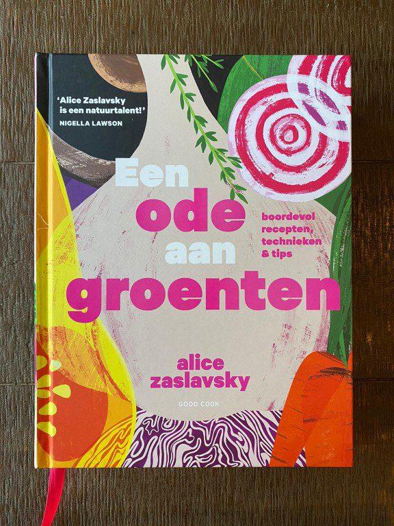 Review: Een ode aan groenten – Alice Zaslavsky