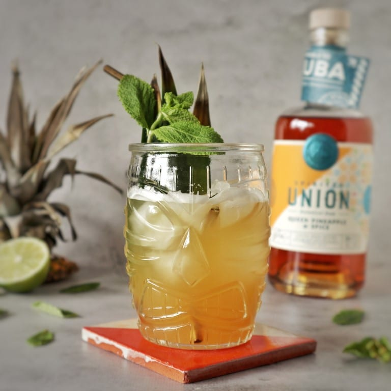 Tiki Tropical - Spirited Union Queen Pineapple & Spice
