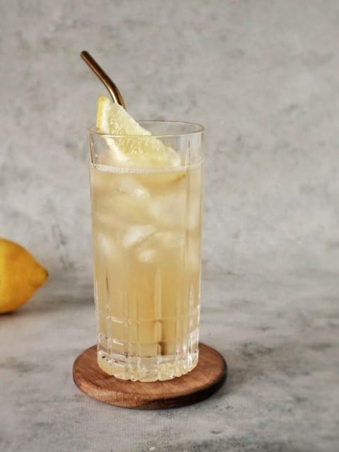 Limoncello Ice Tea - Pulcinos Limoncello
