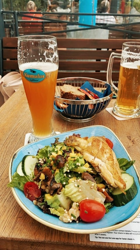 Op bezoek bij: Brouwerij Airbräu München