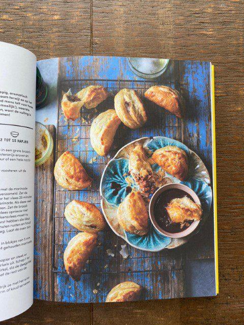 Review: Chinese Takeaway met 5 ingrediënten – Kwoklyn Wan
