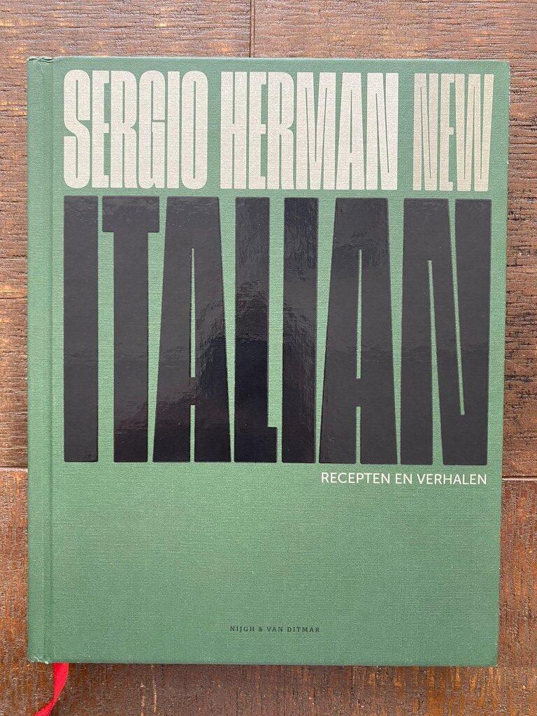 Review: New Italian – Sergio Herman