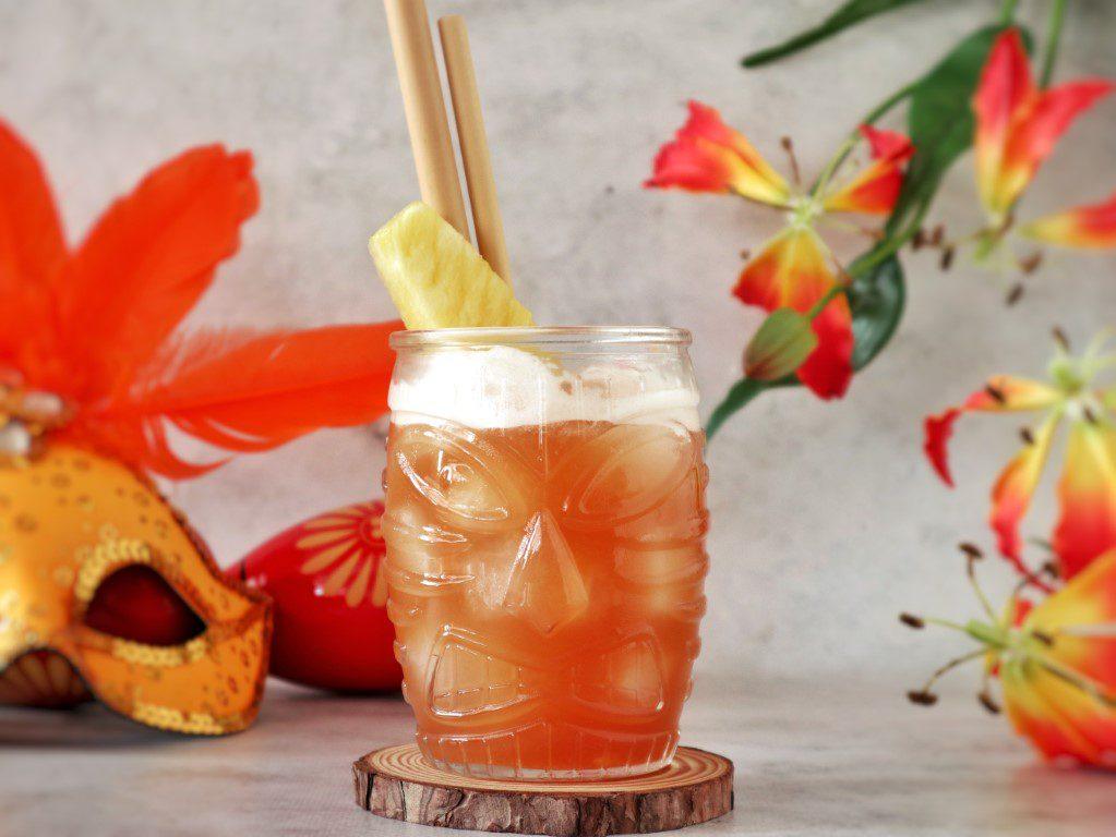 Rum cocktail: Jungle Bird