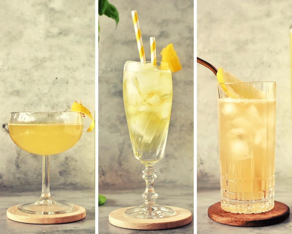 10 cocktails met limoncello