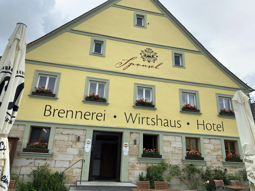 Brennerei-Gasthaus Sponsel