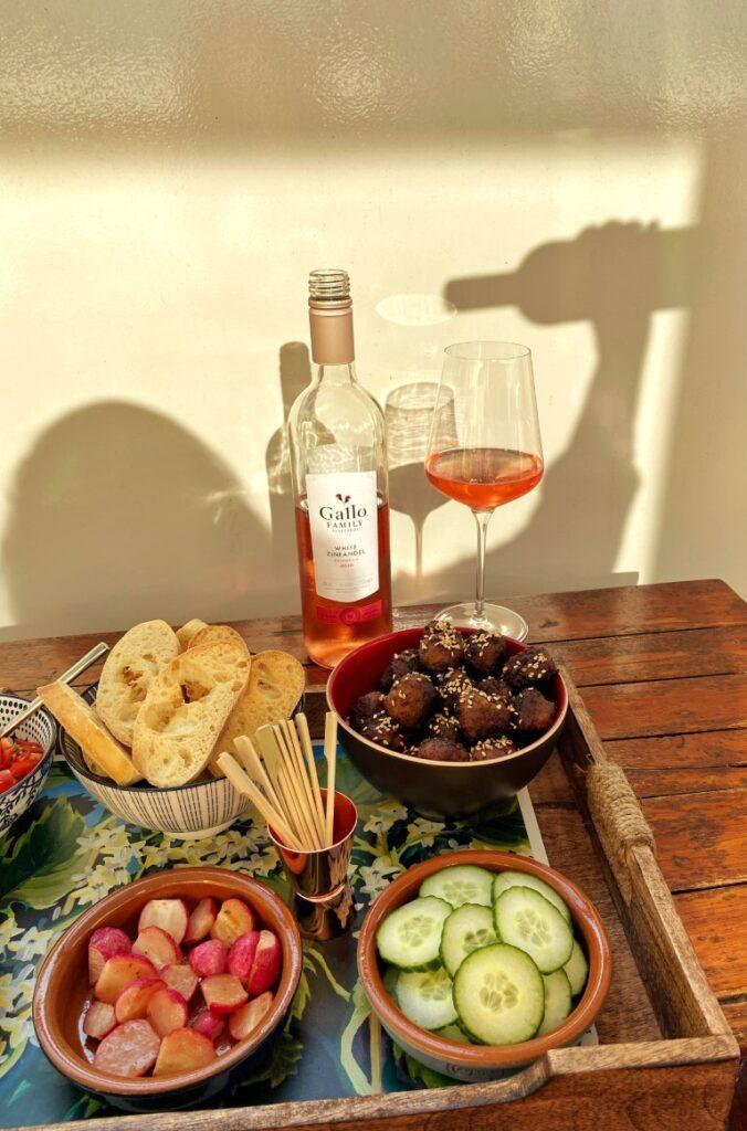 Gallo Family Vineyards White Zinfandel Rosé