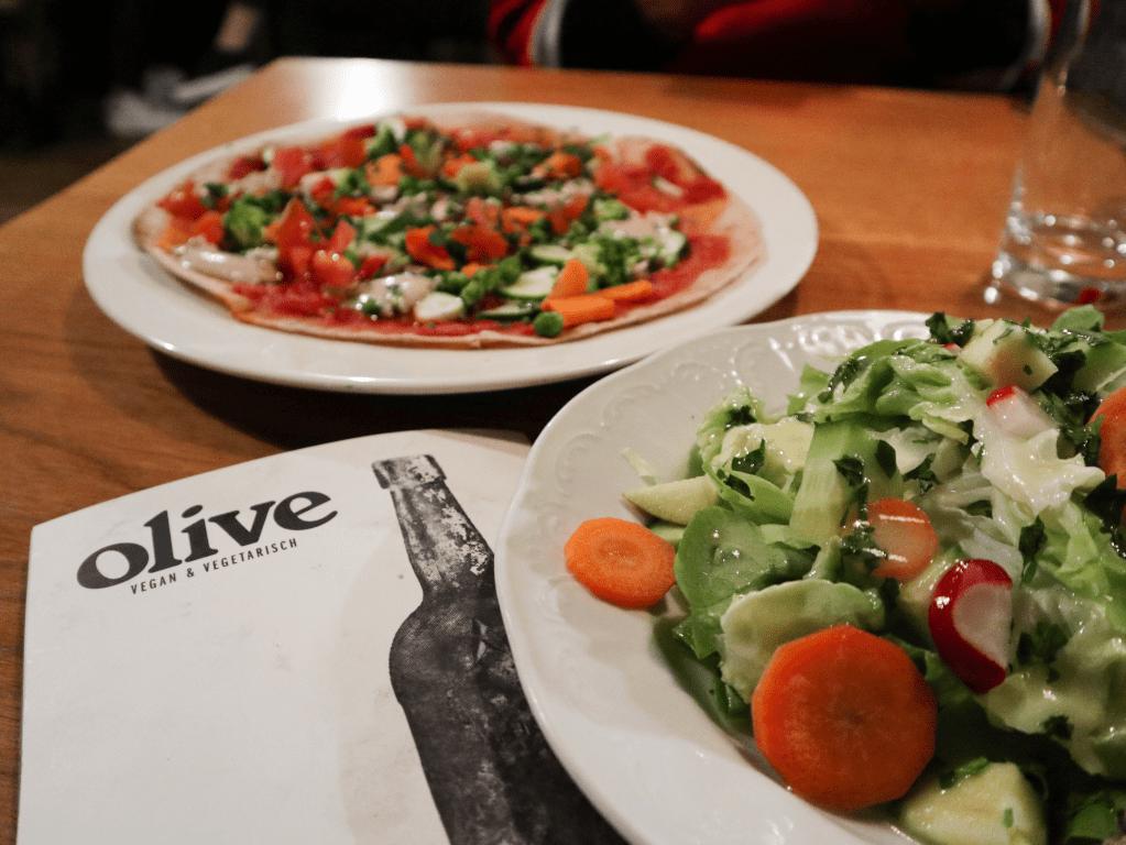 Olive restaurant Innsbruck