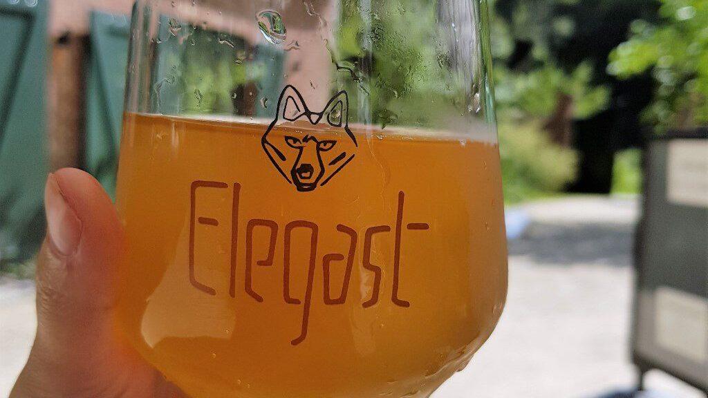 Op bezoek bij Elegast Cider
