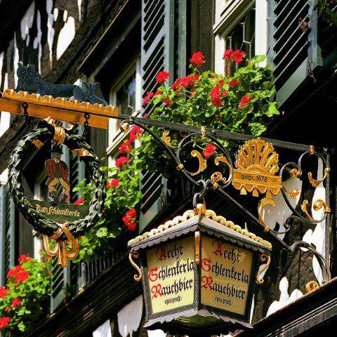 Schlenkerla Brauereigaststätte Bamberg