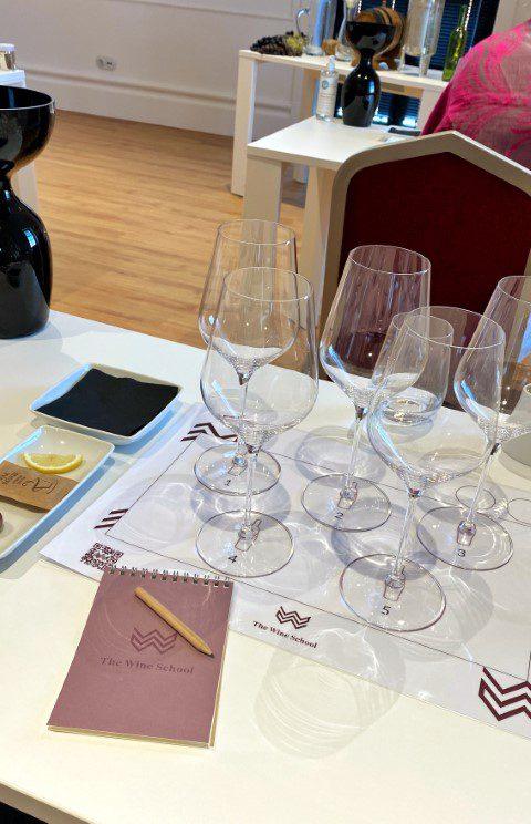 WOW Wine School