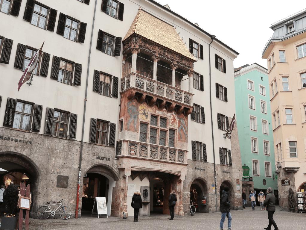 Het Gouden Dak - Goldenes Dachl Innsbruck