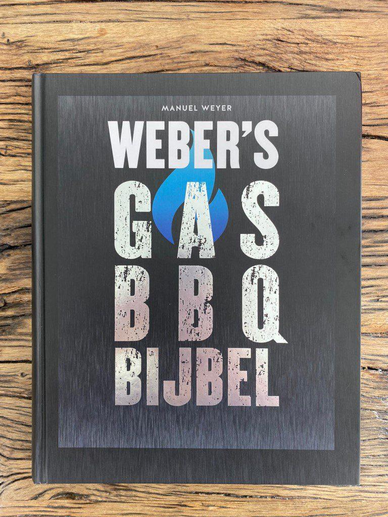 Review Weber's Gas BBQ Bijbel - Manuel Weyer