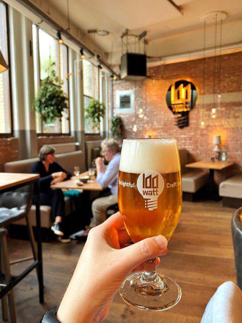 Stadsbrouwerij Eindhoven - 100 Watt Brewery
